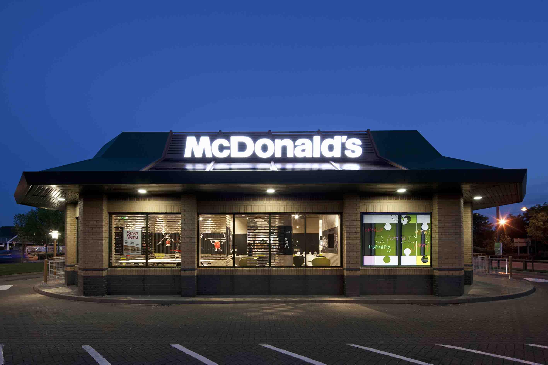 McDonalds 5