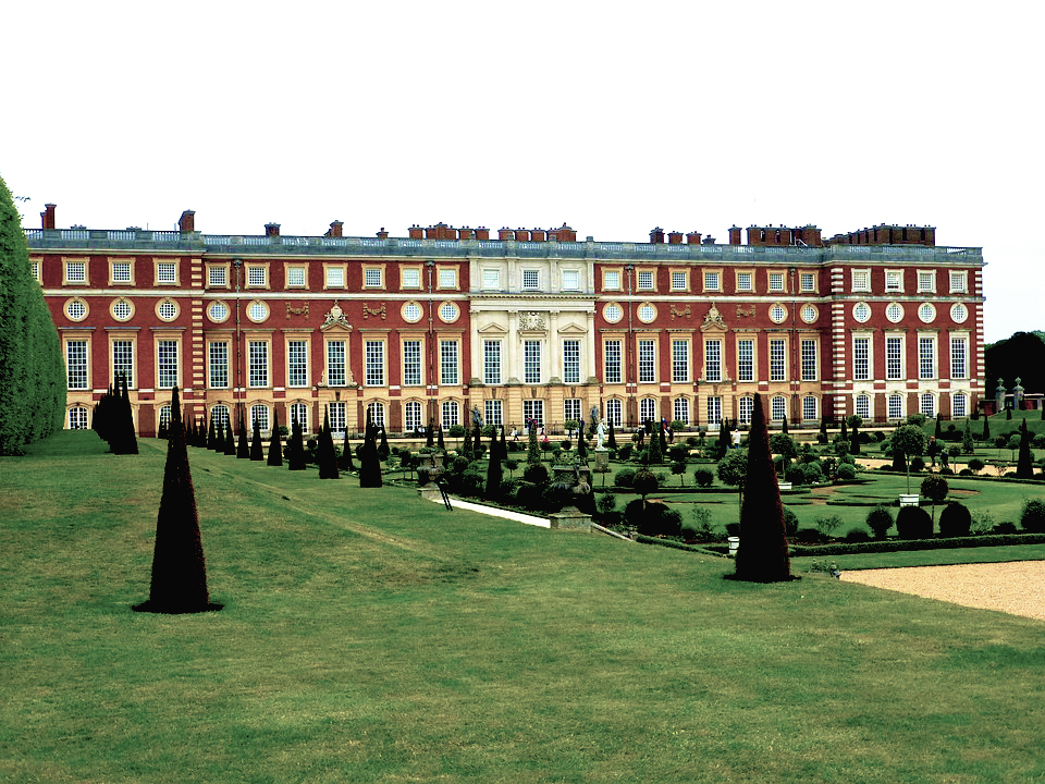 Hampton palace